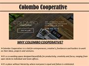 Shared & Coworking Office Space in Colombo – Colombo Cooperative