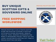 Proudly Scottish- Ultimate Scottish Gift Store
