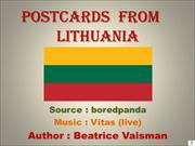 Postcards  from  Lithuania