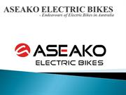 Aseako Electric Bikes Endeavours of Electric Bikes in Australia