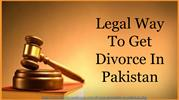 Dissolution Divorce Procedure In Pakistan