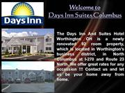Days Inn and Suites Columbus OH Hotel