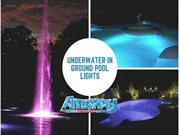 Underwater in Ground Pool Lights-Underwater LED Lights-