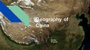 Geography of China (Lecture)