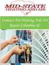 Contact For Heating And Air Repair Columbia SC
