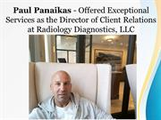 Paul Panaikas - Exceptional Services as Director of Client Relations