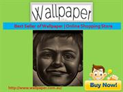 Wallpaper, Wall Decals, Wall Stickers For Online Sale.