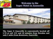 Super 8 Motel Zanesville Ohio Near Zoo