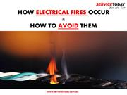 3 Ways to Prevent Electrical Fires