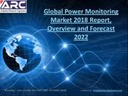 Power Monitoring Market 2018-2023