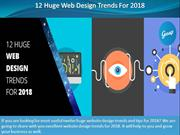 12 Huge Web Design Trends For 2018