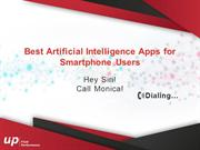 Best Artificial Intelligence Apps for Smartphone Users (2)