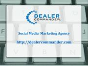 Social Media Marketing Agency | Dealer Commander