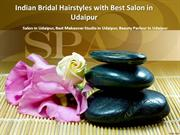 Indian Bridal Hairstyles with Best Salon in Udaipur