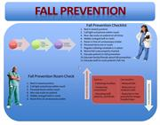 Fall Prevention Poster with narration