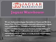 Jaguar Warehouse- A Trusted Choice To Shop Jaguar Parts & Spares