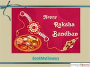 Send Online Rakhi to USA from BookMyFlowers