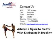 Karate in Brooklyn 11215