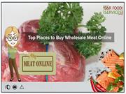 Top Places to Buy Wholesale Meat Online