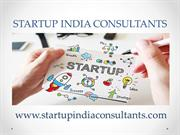 Startup India Consultants for ideal business plan