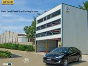 Multi Level Puzzle Parking System