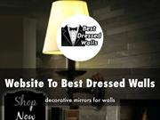 Best Dressed Walls Presentation