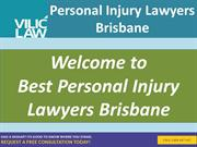 personal injury lawyers Brisbane