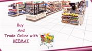 Buy and Trade Online with KEEMAT