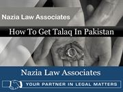 Divorce Lawyer In Lahore Pakistan |Talaq Procedure In Pakistan