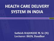 Health Care Delivery Syste