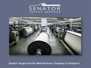 Textile Manufacturing Services