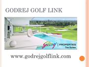 A master piece collection of villas  Godrej Golf links evoke