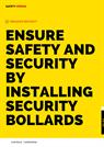 Ensure Safety and Security by Installing Security Bollards
