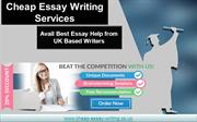 Cheap Essay Writing Services - Avail  Best Essay Help