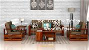 Coffee tables: center tables online in India- Wooden Street