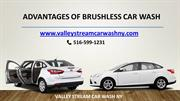 Brushless car wash in Valley Stream NY