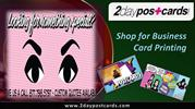 Shop for Business Card Printing