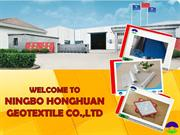 Buy Geotextile Drainage Fabric products at Ningbo Honghuan Geotextile