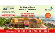 Buy Ready to move in Offices at Rs. 19.61 Lakh