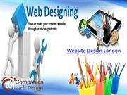 cheap website design | website Design Services  London