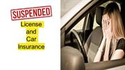 Find cheap car insurance for suspended license