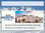 Microtel Inn & Suites by Wyndham Springfield