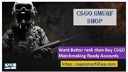 Buy CSGO Matchmaking Ready Accounts and Recalibrate For a Better Rank