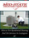 Hire us For Residential Heating And Air Services In Lexington SC