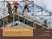 Scaffolding for Hire in Sydney