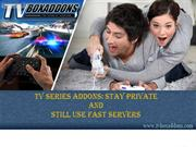 TV Series Addons Stay Private and Still Use Fast Servers