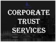 Corporate Trustee Services