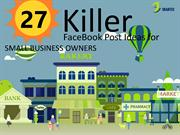 27 Killer Facebook Posts Strategy For Small Business Owners