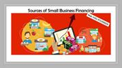 Sources of Small Business Financing