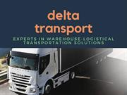 Truck for Hire in Sydney - Delta Transport